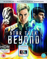 star trek beyond 4k uhd blu ray blu ray digital download