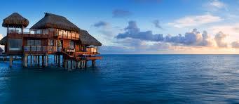 Map Of Bora Bora Conrad Hotels U0026 Resorts Debuts First Property In French Polynesia