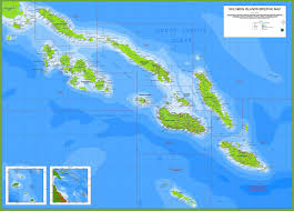 World Map Large by Large Detailed Map Of Solomon Islands