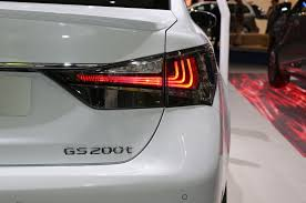 lexus is tail lights 2016 lexus gs 200t f sport review