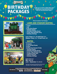 tv guide dayton dragons birthday party packages dayton dragons content