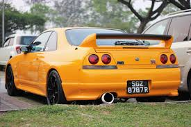 nissan singapore say hello to the only r33 skyline gt r in singapore fresh out