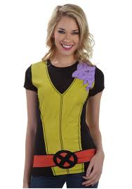 Halloween Costumes T Shirts by Womens Kitty Pryde Lockheed Costume T Shirt Halloween Costumes