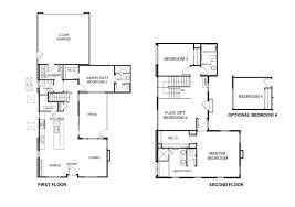Dh Horton Floor Plans Primrose By D R Horton Great Park Neighborhoods