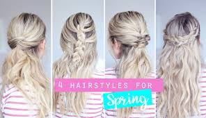 199 best hairstyles for images on pinterest hairstyles 4 hairstyles for spring youtube