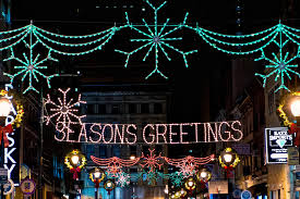 photo of the day merry christmas philadelphia