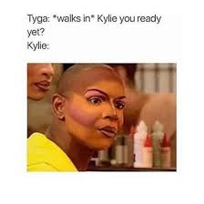 Kylie Jenner Meme - funny kylie jenner meme tyga textpost image 3760850 by