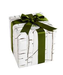 birch wrapping paper wrapping paper ideas real simple