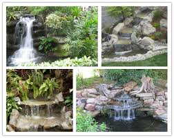 Backyard Pond Building Download How To Build A Backyard Pond And Waterfall Garden Design