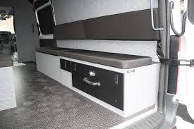 Sprinter Bench Seat Odyssey Tactical Sprinter