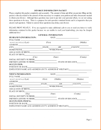 10 free printable fake divorce papers paper tennessee forms