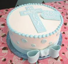 How To Decorate Christening Cake Best 25 Baptism Cakes Ideas On Pinterest Baby Dedication Cake