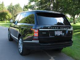 range rover rear 2013 range rover v8 supercharged review cars photos test