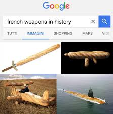 French Meme - french weapons in history memes