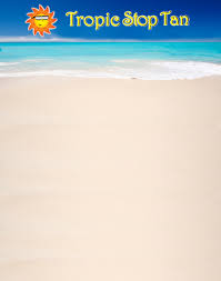 tropic stop tan