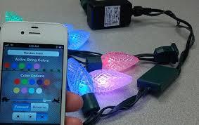 philips hue christmas lights lumenplay smart string lighting 16 million reasons to leave the