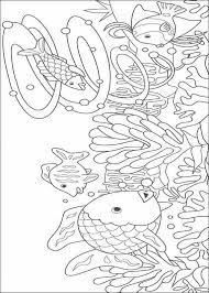 free printable rainbow fish coloring pages coloringstar