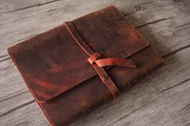 rustic leather photo album rustic leather photo album photo album rustic memory leather