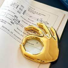 Brass Desk Accessories by