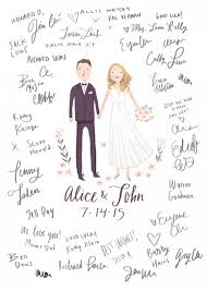 wedding guest book alternative ideas 10 brilliant wedding guestbook ideas