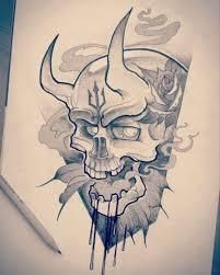 skull images for tatouage