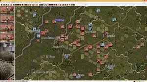 Battle Of Kursk Map John Tiller Software Panzer Battles Battles Of Normandy