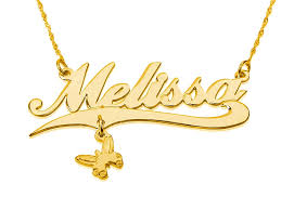 Double Plated Gold Name Necklace Name Necklace Sale Products Daily Deals Coupon Name Necklace Sale