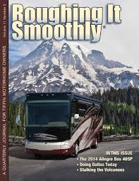 roughing it smoothly v 11 2 by tiffin motorhomes issuu