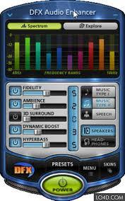 Sound Equalizer For Windows Dfx Audio Enhancer Download