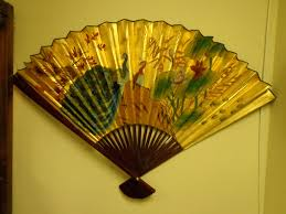 Oriental Wall Fans by Decorative Wall Fan Choice Image Home Wall Decoration Ideas