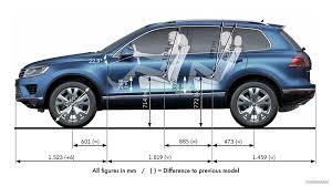volkswagen touareg interior touareg interior dimensions brokeasshome com
