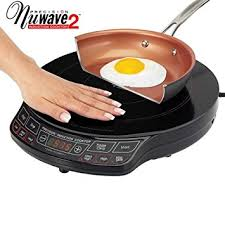 Nuwave Cooktop Nuwave 2 Precision Induction Cooktop With 9 Pan