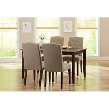 5 Chair Dining Set Better Homes And Gardens 5 Dining Set With Upholstered
