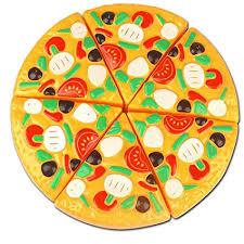 jeux fr cuisine pizza cdet 6pcs couper pizza jeu d imitation coupe fruits légumes jeu