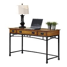 Craftsman Style Computer Desk Shop Home Styles Modern Craftsman Executive Desk At Lowes Com