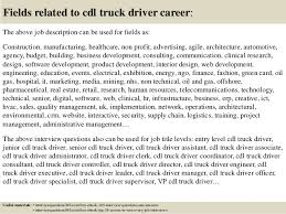 commercial truck driver job description learn all about delivery