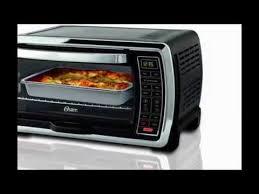 Oster 6 Slice Digital Toaster Oven Oster Digital Toaster Oven Online Youtube
