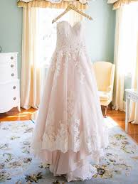pink wedding dress the prettiest blush and light pink wedding gowns