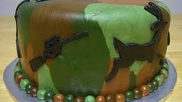 camoflauge cake how to decorate a camouflage cake at home by choc brownie ifood tv