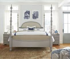paula deen dogwood cobblestone king bed woodstock furniture