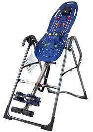 body bridge inversion table teeter ep 560 ltd inversion table with back pain relief kit 3rd