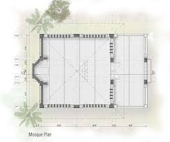 mosque floor plan disappearing lands supporting communities affected by river