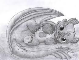 night fury baby by hicctoothfan how to train your dragon