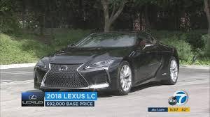 lexus india mumbai 2018 lc500 gives lexus brand a makeover video