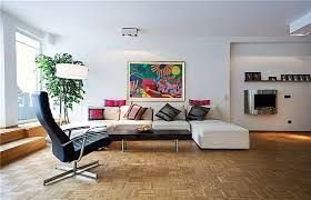 Modern Swedish Furniture by Swedish Minimalism Contemporary Large Apartment In Central