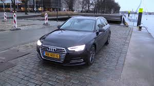 audi a4 2016 interior audi a4 avant 2017 start up drive in depth review interior