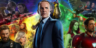 infinity war director dodges coulson question screen rant