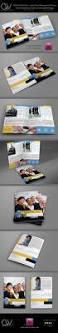company brochure bi fold template vol 11 brochures and print