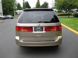 2002 honda odyssey ex l 2002 honda odyssey ex l minivan v6 seats power doors 3rd seat