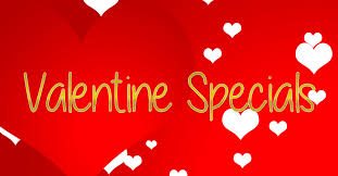 valentines specials s specials the make up skin care studio